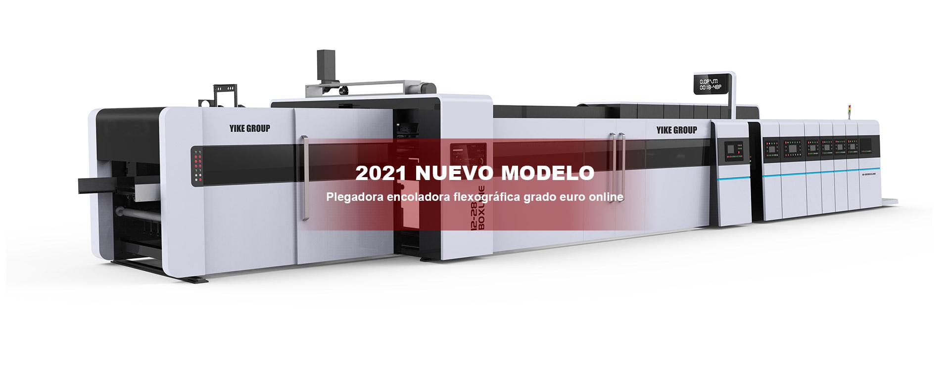 Máquina troqueladora Slotter de impresora flexográfica de alta definición