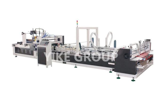 Exposición de maquinaria internacional de embalaje de cartón Dongguang