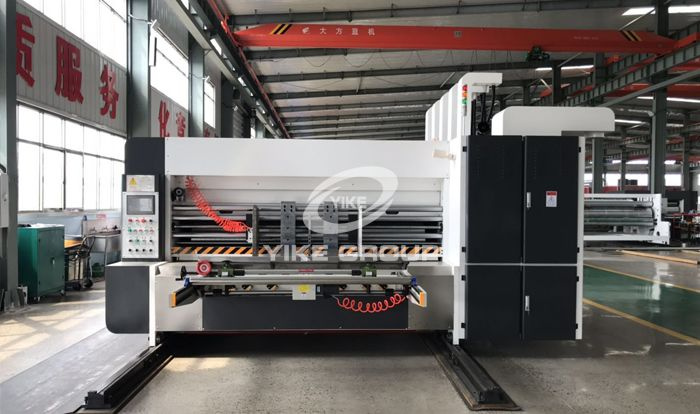 Tipo económico Impresora de Flexo Slotter Die Cutter Machine