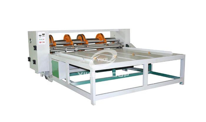 Máquina rotativa Slotter 4
