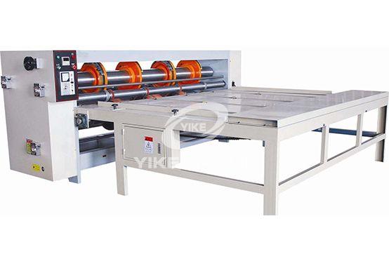 RS4-Rotary Slotter Machine