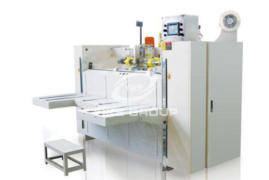 Semi tipo máquina de coser de una sola pieza