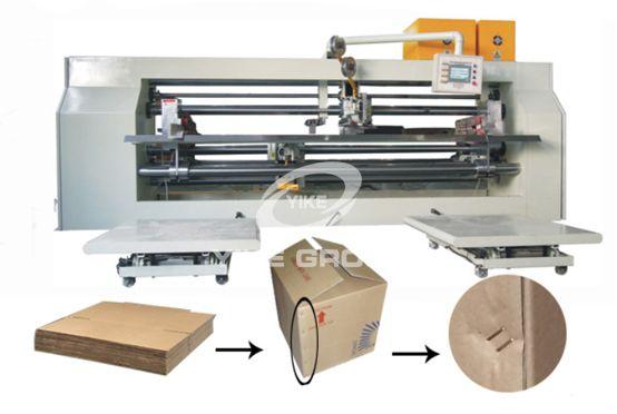 Semi Tipo de Máquina de Stitcher de Doble Pieza 1