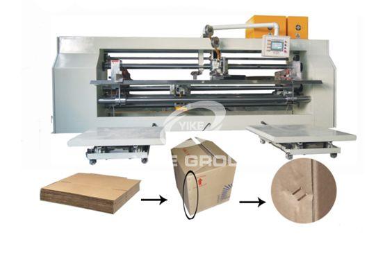 Semi Tipo Máquina de Stitcher de doble pieza 2