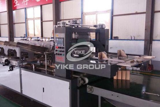Máquina ensambladora automática de particiones