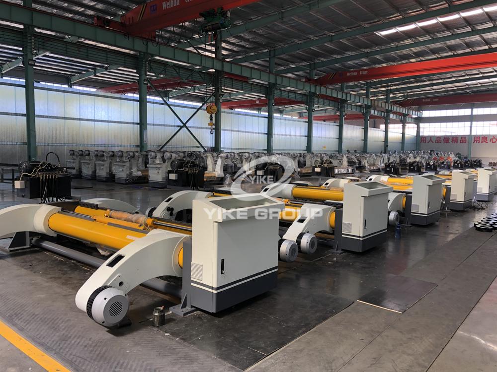 línea de producción de cartón corrugado