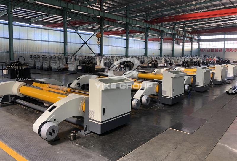 línea de producción automática de cartón corrugado